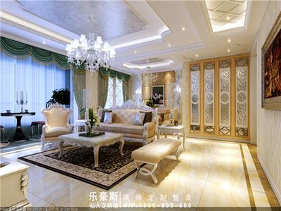 天山熙湖139简欧风格